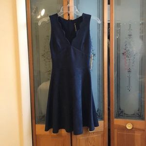 Woman's jumper style dress